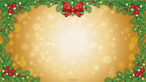 Diseños navideños para sus publicaciones - Karen Salas